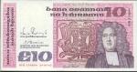 10 Airijos svarų.