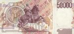 50000 Italijos lirų.