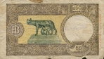 50 Italijos lirų.
