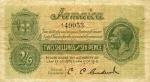 2 Jamaikos šilingai.