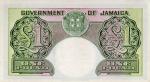 1 Jamaikos svaras.