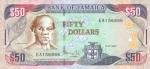 50 Jamaikos dolerių.