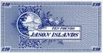 10 Džeisono salų svarų.