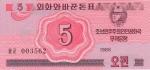 5 Šiaurės Korėjos vono čonai.