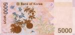 5000 Pietų Korėjos vonų.