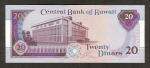 20 Kuveito dinarų.