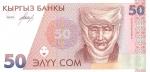 50 Kirgizijos somų.