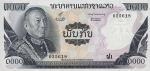 1000 Laoso kipų.