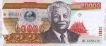 20000 Laoso kipų.