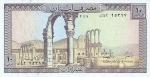 10 Libano svarų.