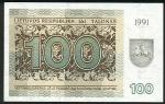 100 Lietuvos talonų.