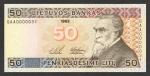 50 Lietuvos litų.
