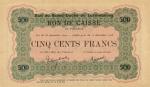 500 Liuksemburgo frankų.