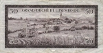50 Liuksemburgo frankų.