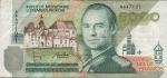5000 Liuksemburgo frankų.