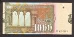 1000 Makedonijos dinarų.