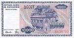 10000 Makedonijos dinarų.