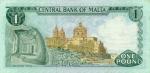1 Maltos lira.