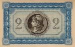2 Martinikos frankai.