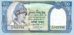 50 Nepalo rupijų.