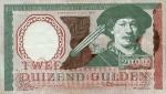 2000 Olandijos guldenų.