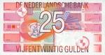 25 Olandijos guldenai