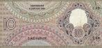 10 Olandijos guldenų.
