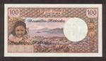 100 Naujųjų Hebridų salų frankų.