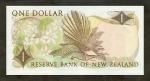 1 Naujosios Zelandijos doleris.