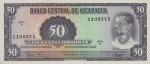50 Nikaragvos kordobų.