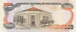 5000 Nikaragvos kordobų.