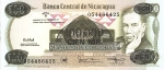 100000 Nikaragvos kordobų.