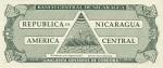 0,5 Nikaragvos kordobos.