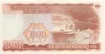 1000 Norvegijos kronų.