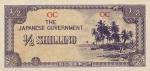 0,5 Prancūzijos Polinezijos ir Okeanijos šilingo.