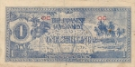 1 Prancūzijos Polinezijos ir Okeanijos šilingas.