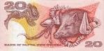 20 Papua Naujosios Gvinėjos kinų.