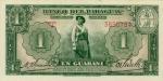 1 Paragvajaus gvaranis.