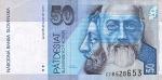 50 Slovakijos kronų.