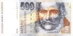 500 Slovakijos kronų.