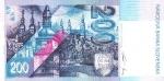 200 Slovakijos kronų.