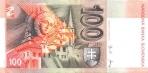 100 Slovakijos kronų.