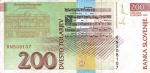 200 Slovėnijos tolarų.