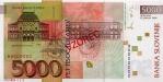 5000 Slovėnijos tolarų.