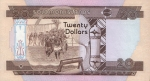 20 Saliamono salų dolerių.