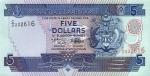 5 Saliamono salų doleriai.