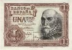 1 Ispanijos peseta.