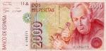 2000 Ispanijos pesetų.