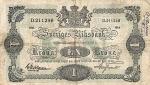1 Švedijos krona.