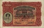 500 Šveicarijos frankų.